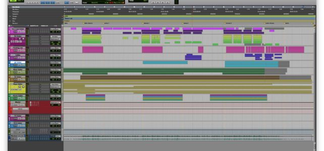 Folder Tracks Coming Soon to Pro Tools 2020