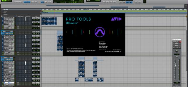 Pro Tools Ultimate 2021.3.1 ora disponibile